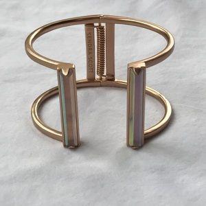 Kendra Scott Jewelry - Gavin Rose Gold Cuff Bracelet