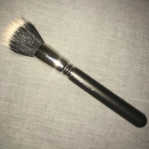 how to clean mac 187 brush