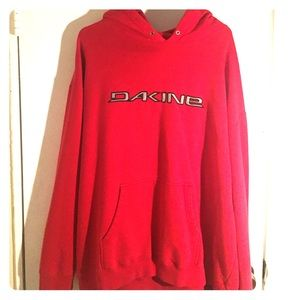 Dakine Other - men's red dakine sweatshirt in XL