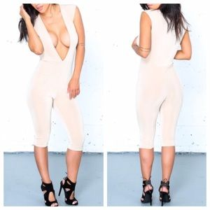 Pants - Too hot to handle jumpsuit