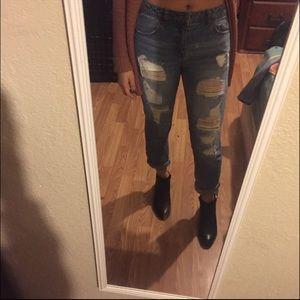 Forever21 boyfriend jeans