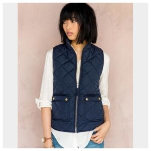 Jackets & Blazers - Quinn Quilted Vest
