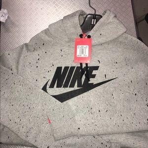 Nike Other - Nike men's grey hoodie