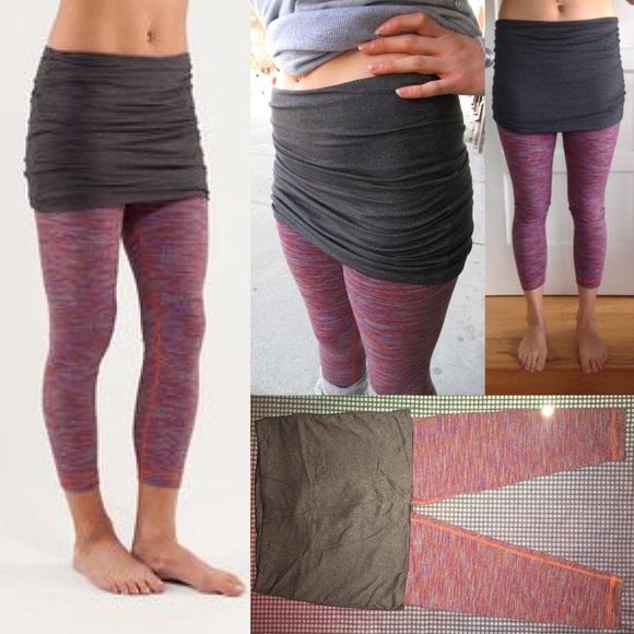 72a849a60d lululemon athletica Pants | Lululemon Yin To You Crop 8 | Poshmark