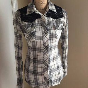 Material Girl Tops - Madonna's Material Girl from Macy's. Shirt Small