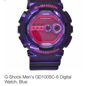 G-Shock Accessories - G-Shock ✨NEVER USED✨  *UNISEX