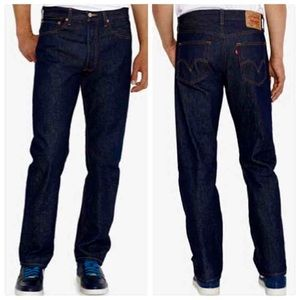 Levi's Other - NEW! Levi's 501 Mens Jeans