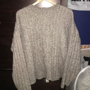 Old Glory Sweaters - Old Glory Cotton and Wool Sweater