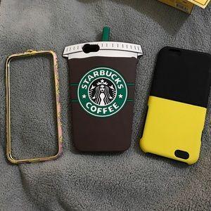 Accessories - Bundle iphone 6s case 📱