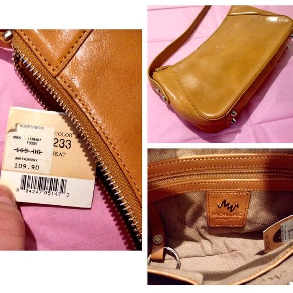 b0808cd3f81 Nordstrom Bags | Authentic Monsac Original Handbag | Poshmark