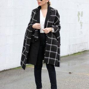 Plaid Zara scarf