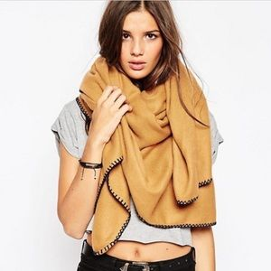 ASOS Accessories - NWOT ASOS Oversized Square Scarf