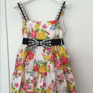 MonnaLisa Other - 👗MONNALISA SZ12 floral dress 👗