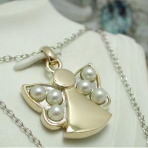 "Jewelry - ""Angel"" Pendant Necklace"