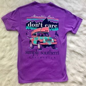 Simply Southern Tops - Simply Southern Jeep Shirt