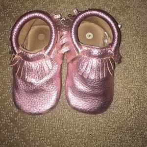 Other - Moccasins size 4 baby