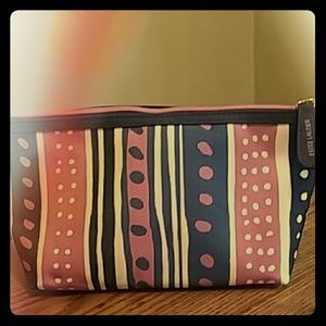 Estee Lauder Handbags - New Estee Lauder cosmetic bag