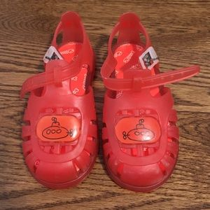unknown Other - Baby jelly shoes