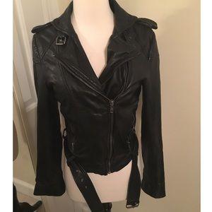 Muubaa Jackets & Blazers - Muubaa lamb leather jacket