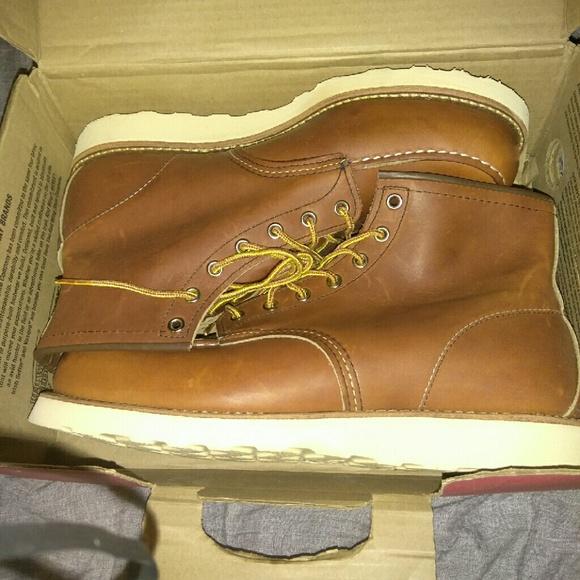 870b693ebe0 Redwing boots brand new