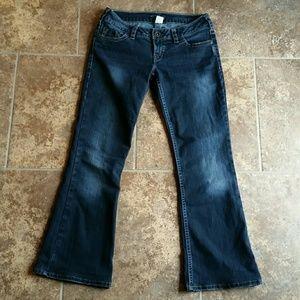 Silver Jeans Denim - EUC Silver jeans Pioneer
