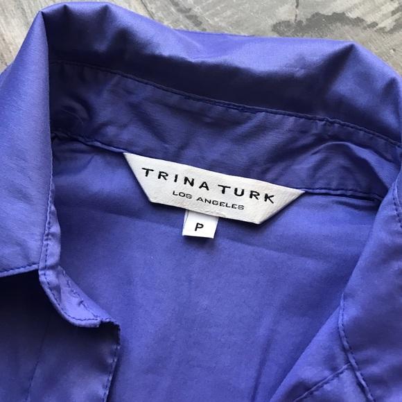 Trina Turk Tops - Periwinkle Trina Turk tank