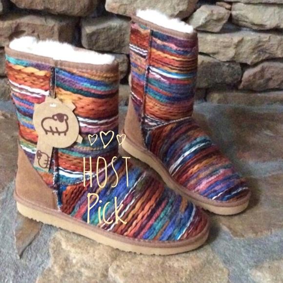 2d89b9646a9 NWT LAMO Juarez Sheepskin Boots NWT