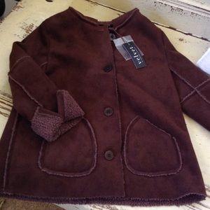 Velvet Other - Velvet Faux Shearling Jacket