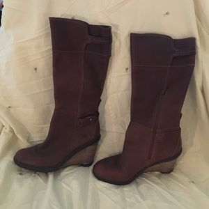 timberland heels for women size 11