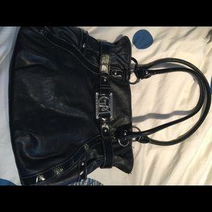 gia milani Handbags - Black Purse with long straps