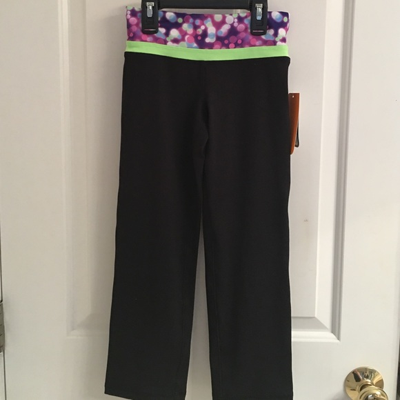 d47675debc996 MTA Sport Bottoms | Nwt Black Yoga Pants | Poshmark