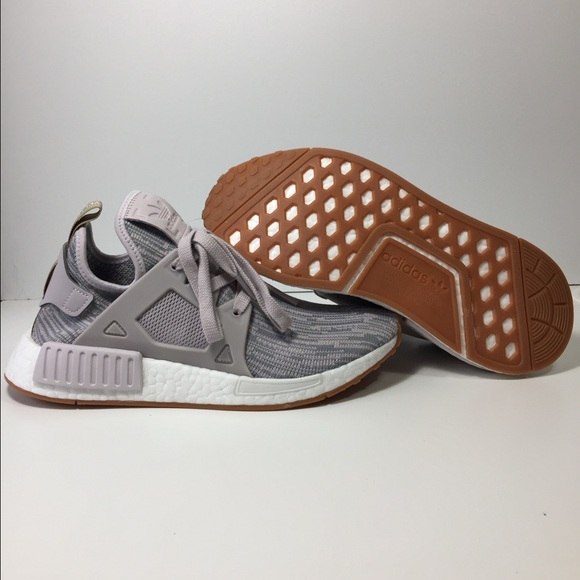 3dd7be75a50ad ADIDAS NMD XR1 PRIME KNIT ICE PURPLE SZ 7