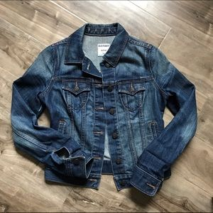Denim Jacket from Old Navy