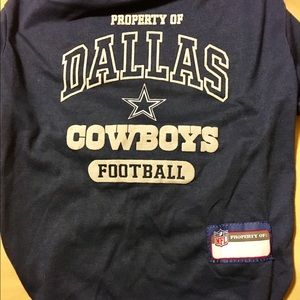 b443b3dcf Pets First Other - Dallas Cowboys NFL Dog Pet Tee