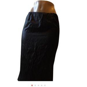 Vivienne Westwood Dresses & Skirts - Vivienne Westwood black satin skirt Sz 8