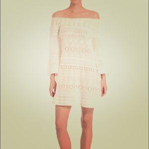 Calypso St. Barth Dresses & Skirts - Calypso St Barth Embroidered dress