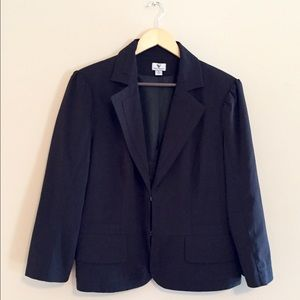 XL Worthington Black Dressy Jacket