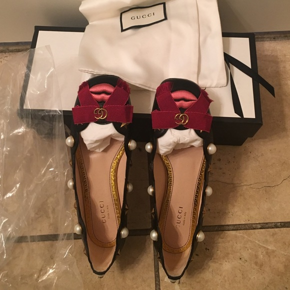 0f30d6cf155 🚫SOLD🚫100 authentic Gucci flat