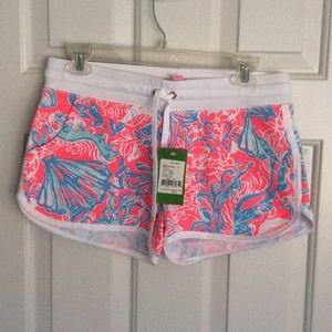 Lilly Pulitzer Chrissy shorts
