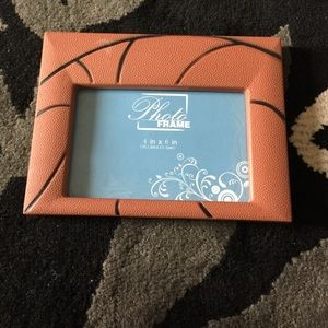 Other - Basketball picture frame