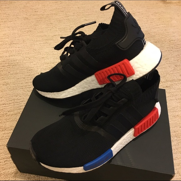 61c20031d1e8a Cheap Adidas NMD R1 OG Running Shoes Sale 2017