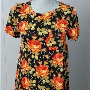 LuLaRoe Dresses & Skirts - Lularoe absolutely lovely roses 🌹 Carly unicorn