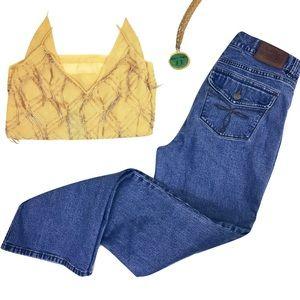 Ralph Lauren Denim - 3/$24-LAUREN RALPH LAUREN 6 Medium Wash High Jeans