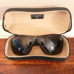Chanel Polarized Sunglasses.