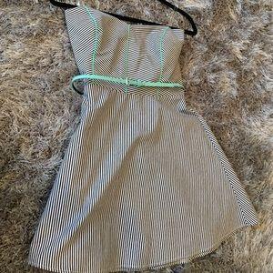 Teeze Me Dresses & Skirts - Stripped dress