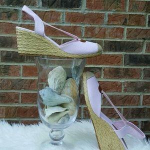 Chaps Shoes - RALPH LAURENS CHAPS New 11 Espadrille Sandal
