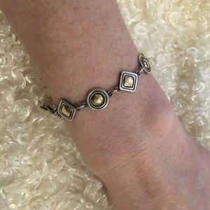 James Avery Jewelry - James Avery 14k gold and 925 sterling bracelet