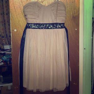 Inspire Dresses & Skirts - Semiformal/Homecoming Dress Size 9 NWOT Dusty Rose