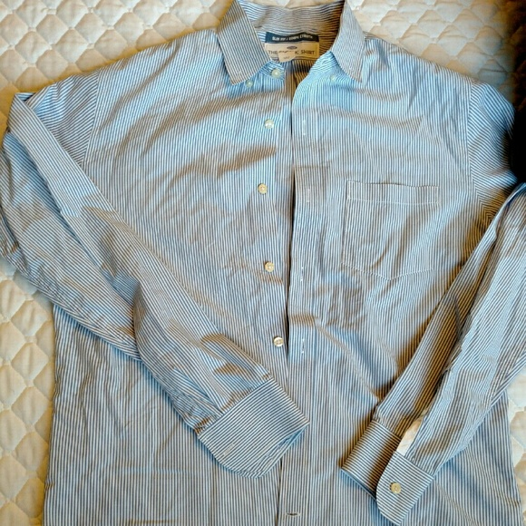 51 Off Old Navy Other Old Navy Boat Blue White Striped