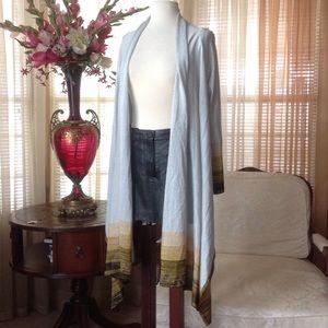 Misook Sweaters - Misook open drape cardigan